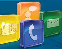 Folder Institucional Tellfree