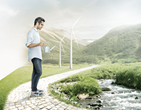 Eco System — Logo and Website Design