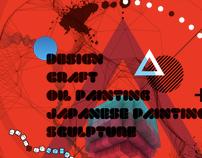 Atelier Franc / pumphlet design (2011)
