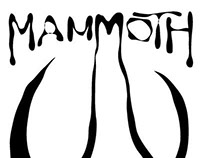 Mammoth. Album Artwork.