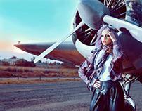 Airplane marca Zoé