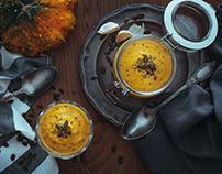 Savory Chiaroscuro — Food Photography