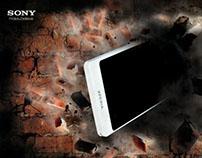 Sony Xperia Go Print Ads