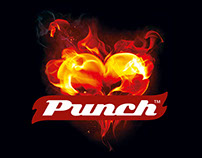Punch TM - brand id