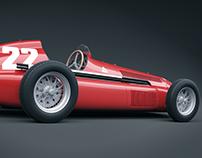 CGI | Alfa Romeo 159 Tipo 1951