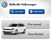 VW Dealers Mobile Site