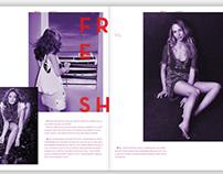 DOMINO fashion magazine