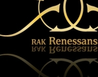 RAK Renessanssi Oy - Logo & Business card design.