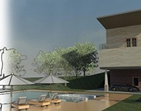 Renderings - 3ds max, revit, vray, photoshop