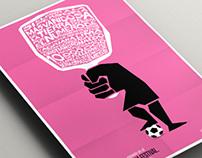 Cristiano Ronaldo / 140 Film Festival - Poster