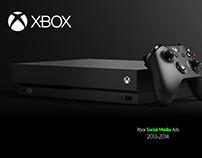 Xbox Social Media