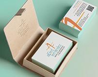 Diseño de tarjetas de visita Alfred Fernandez