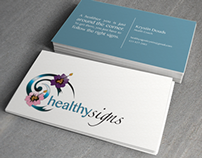 healthysigns Business Cards
