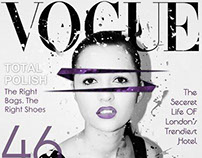 Publication Redesign - Vogue