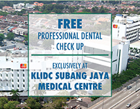 KLIDC Brand New Subang Flyer Design