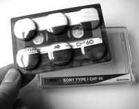 Cassette Badge Sets