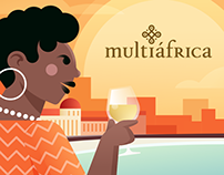 Multiafrica: Illustration System