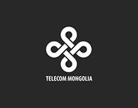 Telecom Mongolia | ReBranding Concept