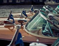 Riva classic boat lifestyle