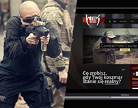Wilk Tactical / Videos Production & WebDesign