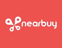 Near Buy Mobile Website Concept