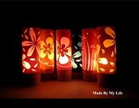 Tpaper Lamp
