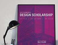 Design Scholarship Concept