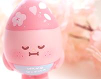 Cherry Blossom Wanggooma