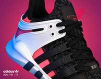 Adidas EQT - CGI & 3D Print