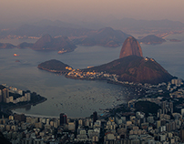 ''Welcome to Rio'' -SugarLoaf mountain