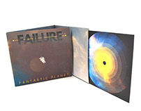 Album Cover Packaging - Fantastic Planet by Failure