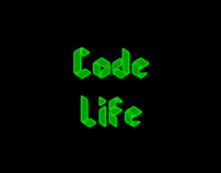 Code Life Title Sequence | Advance Motion Graphic