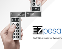EZpesa - A Portable e-Wallet