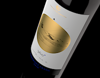 360º Series - Wine Label Proposals