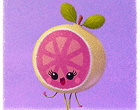 Lemon-Guava Girl