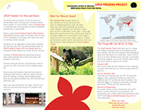 Ursa Freedom Project Web Brochure