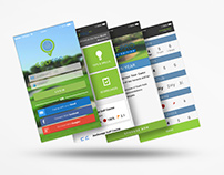 GolfProGPS – Application Design