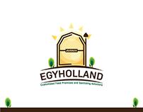 Egyholland Brand Logo