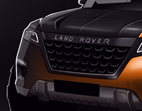 Land Rover Defender (video)