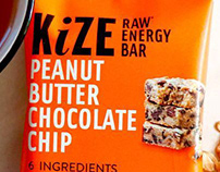 KiZE Package Design