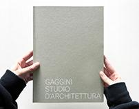 Gaggini studio d'Architettura – Book