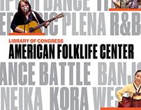 American Folklife Center Promotional Video