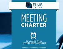 Meeting charter