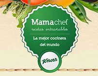 Mama Chef endearing recipes - Knorr
