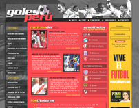 Goles Peru - Identity