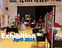EXAM: exhibition