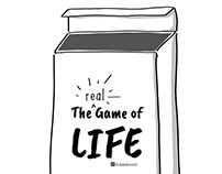 The REAL game of life
