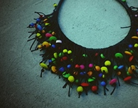 Moss-in-Blossom Necklace