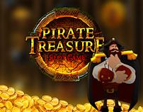 Pirate Treasure (Slot Game)
