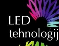 LED Tehnoloģijas - Logo